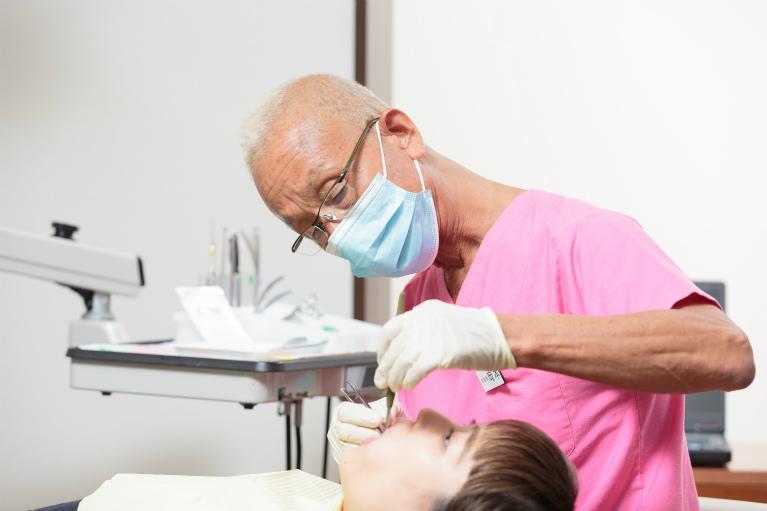一般歯科治療にも対応
